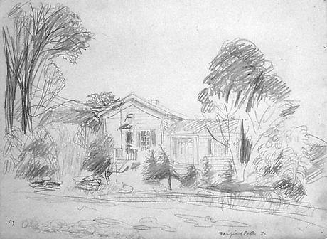 Clapboard House II