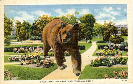 John Ashbery Circle Park
