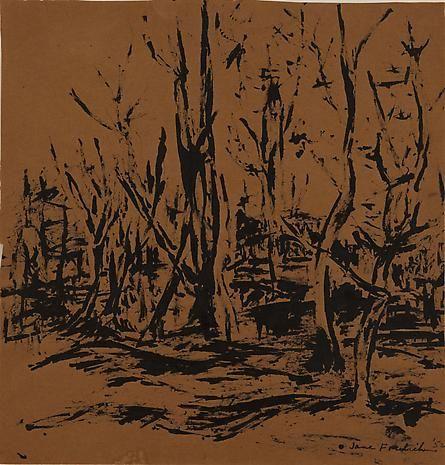 Untitled (Landscape) 1953