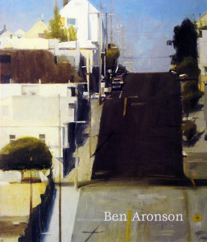 Ben Aronson: Recent Paintings