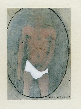 Joe Brainard Untitled (Male Figure)