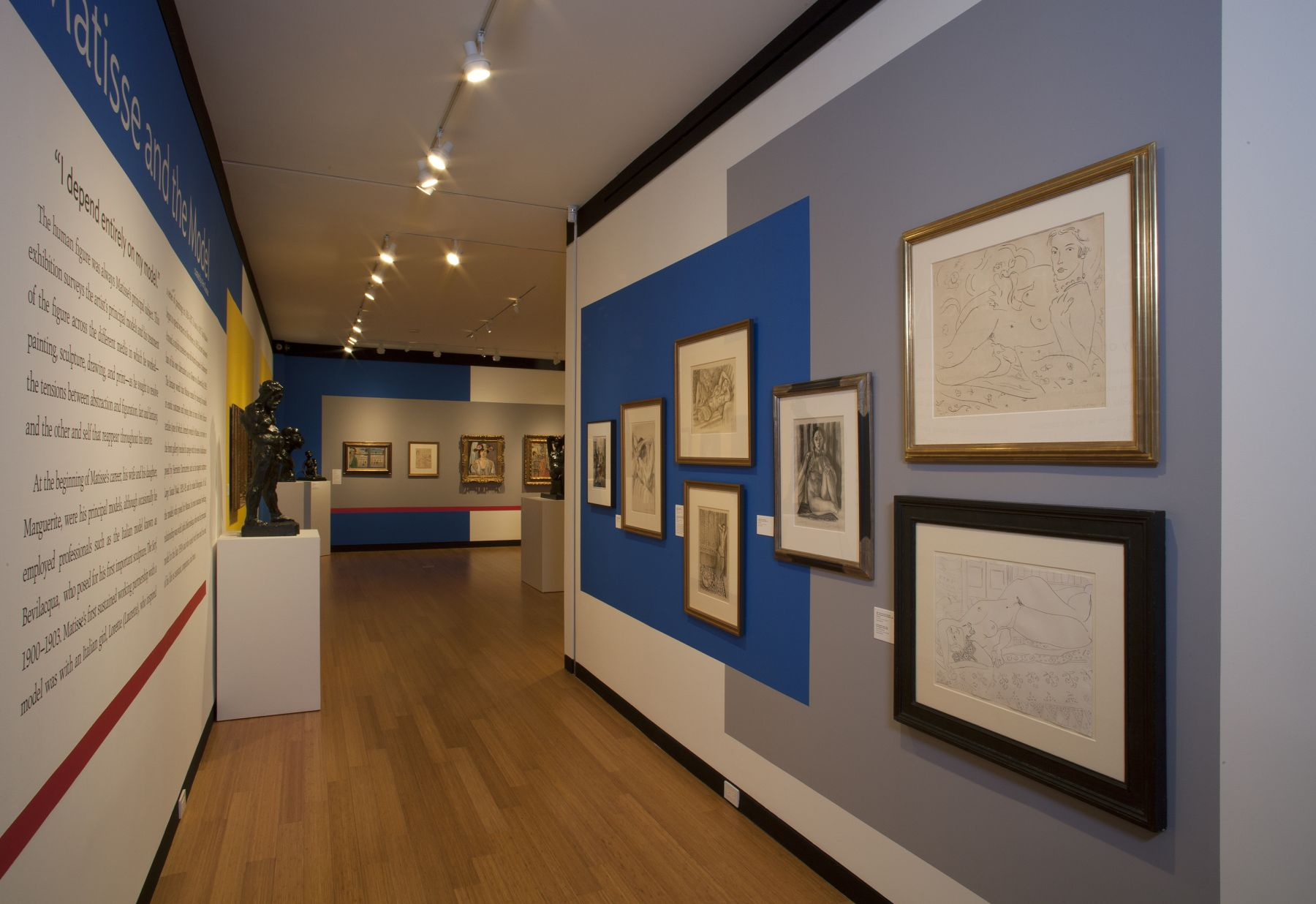 All artwork by Henri Matisse © 2011 Succession H. Matisse/Artists Rights Society (ARS), New York