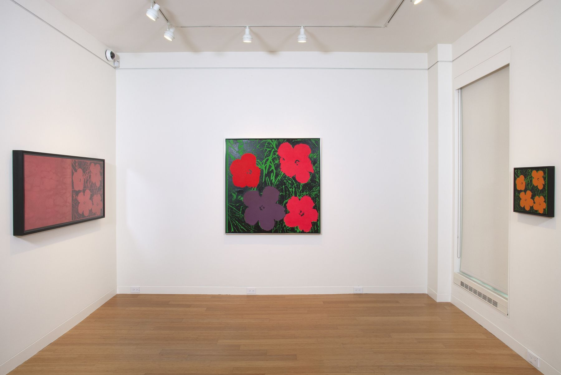 Andy Warhol, Flowers, 1964/1965.  , © 2012 The Andy Warhol Foundation for the Visual Arts, Inc./Artists Rights Society (ARS), New York.