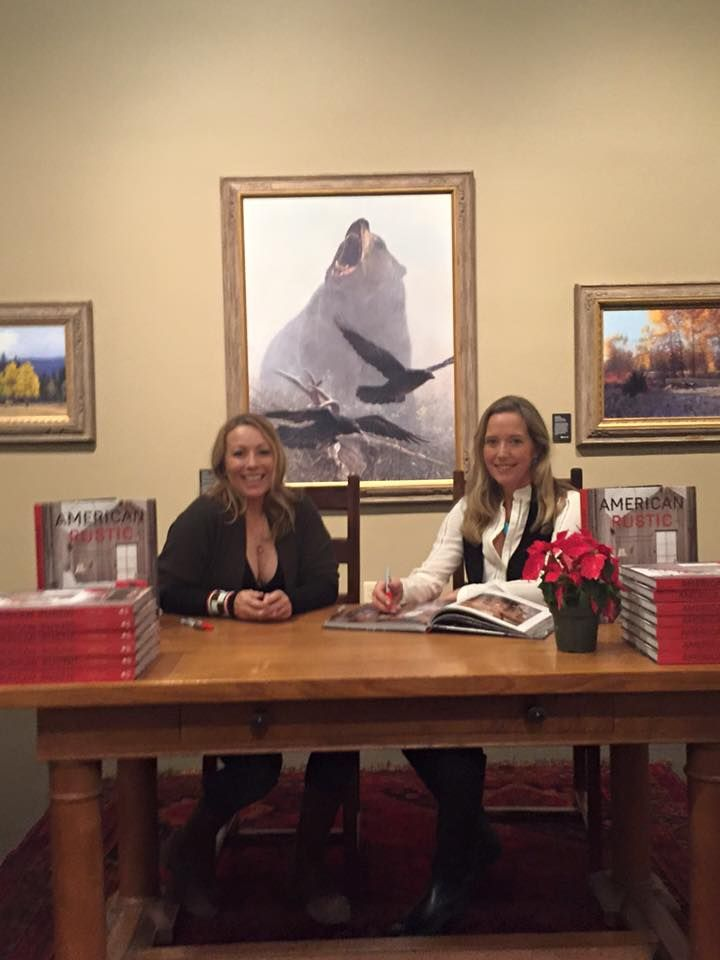 Audrey Hall Booksigning-Banovich Art Center