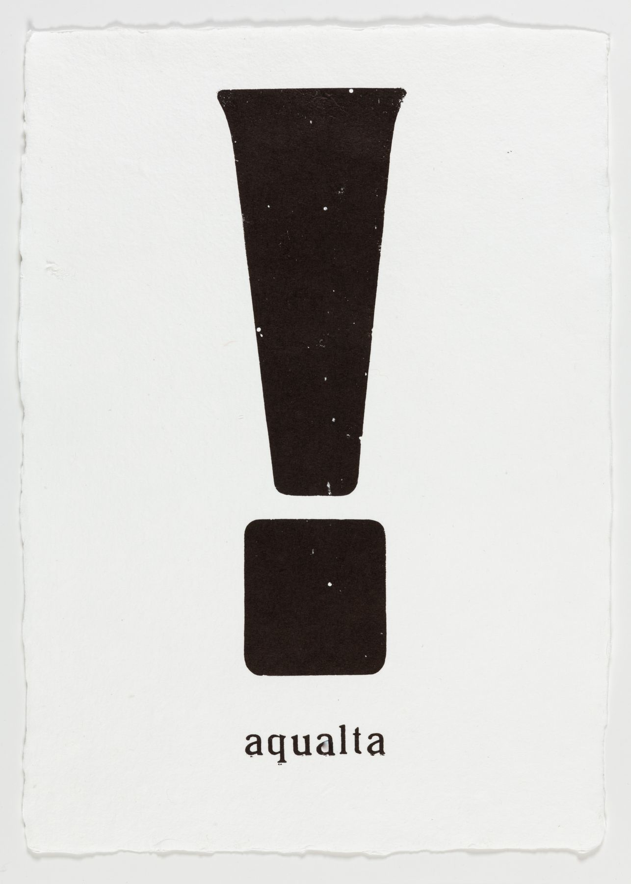 LOST AND FOUND IN VENICE: aqualta