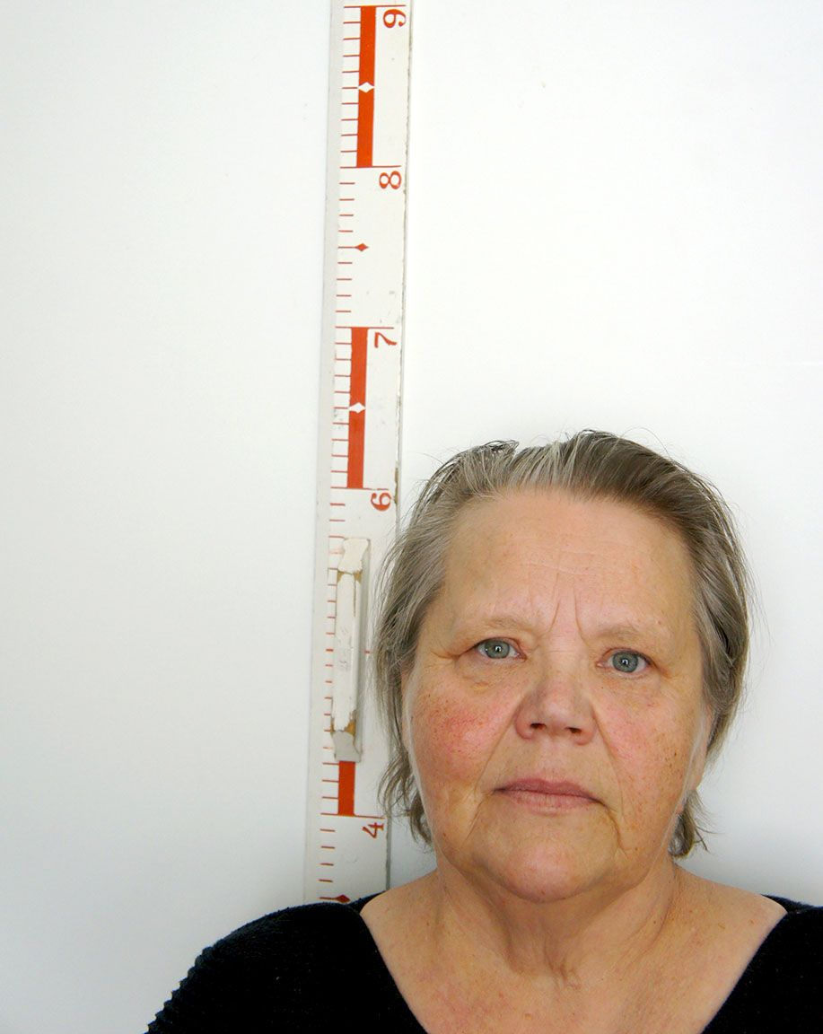 Portrait of Tuija Lindström