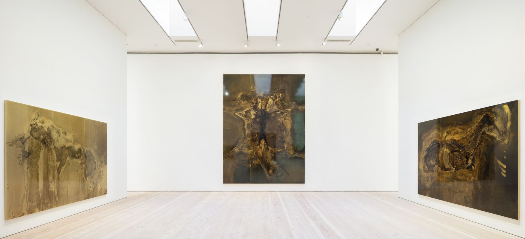 Toni R. Toivonen installation view