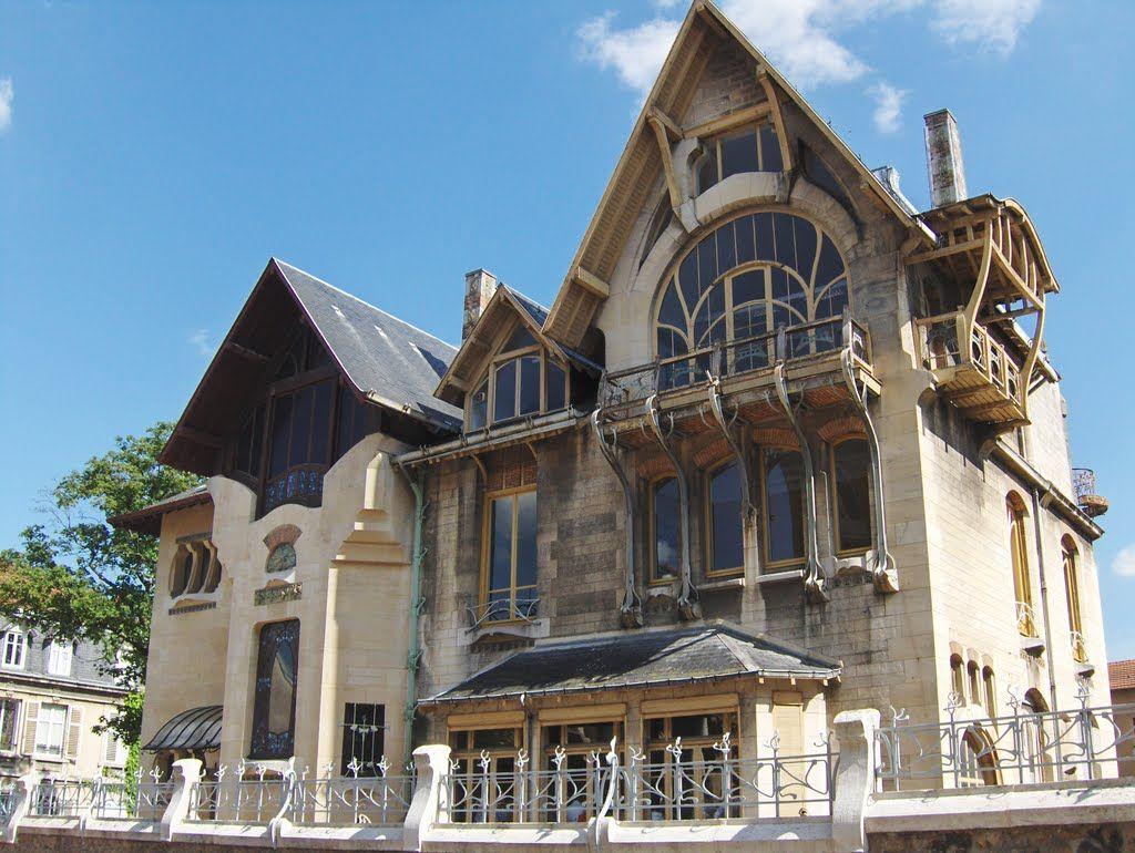 Villa Majorelle - Nancy, FR
