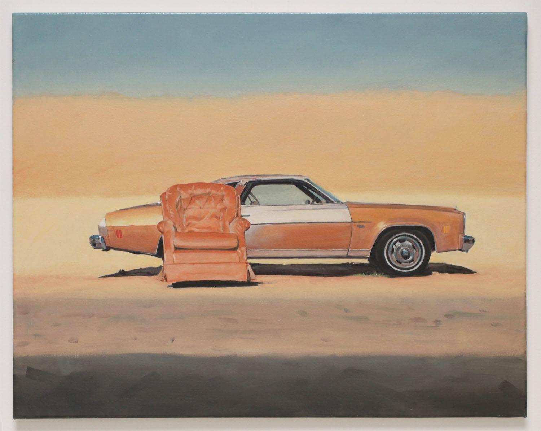 Deanna Thompson, 1974 Chevelle Malibu Classic, 2015
