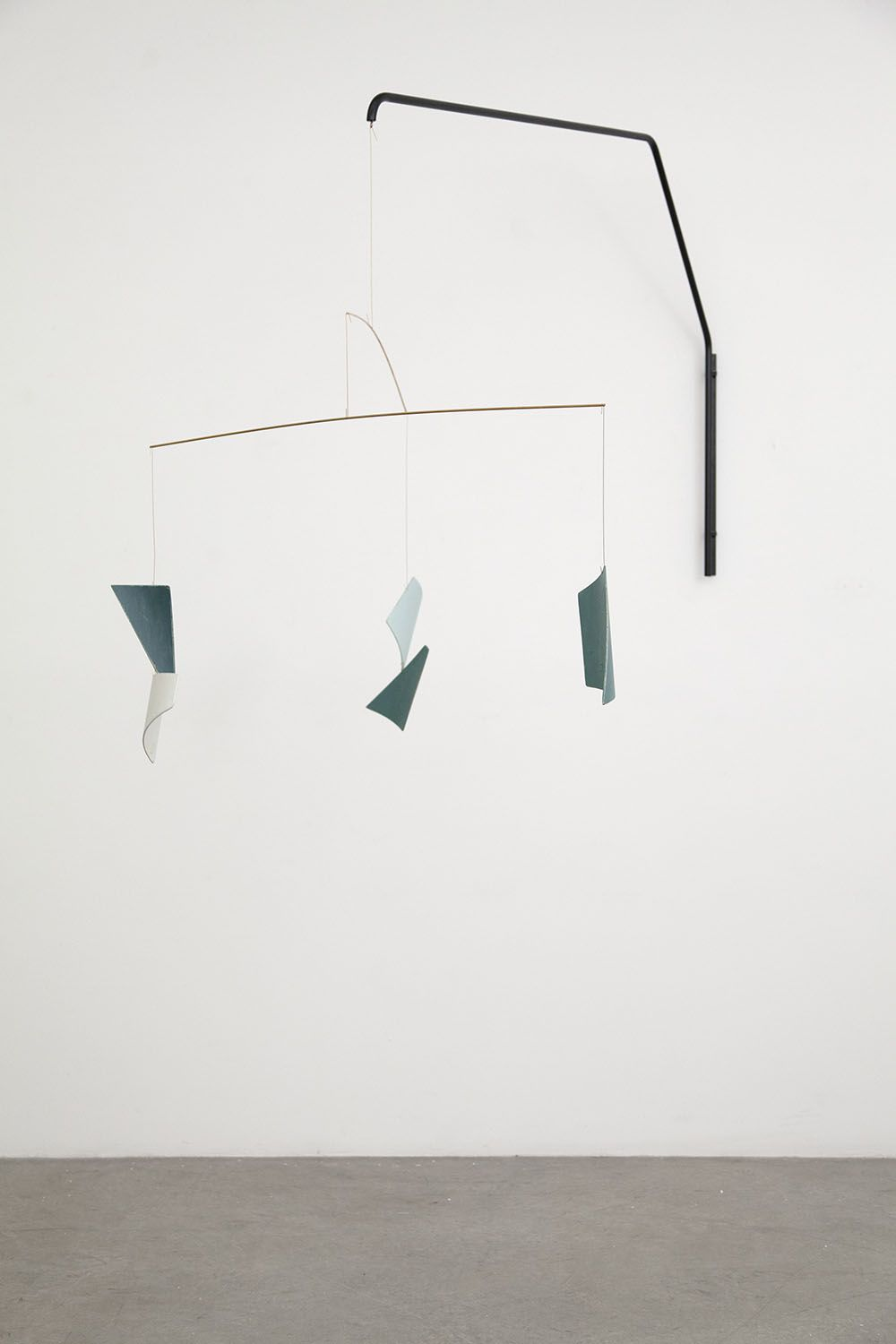 Martin Boyce A Library of Leaves (A Thousand Future Skies), 2014