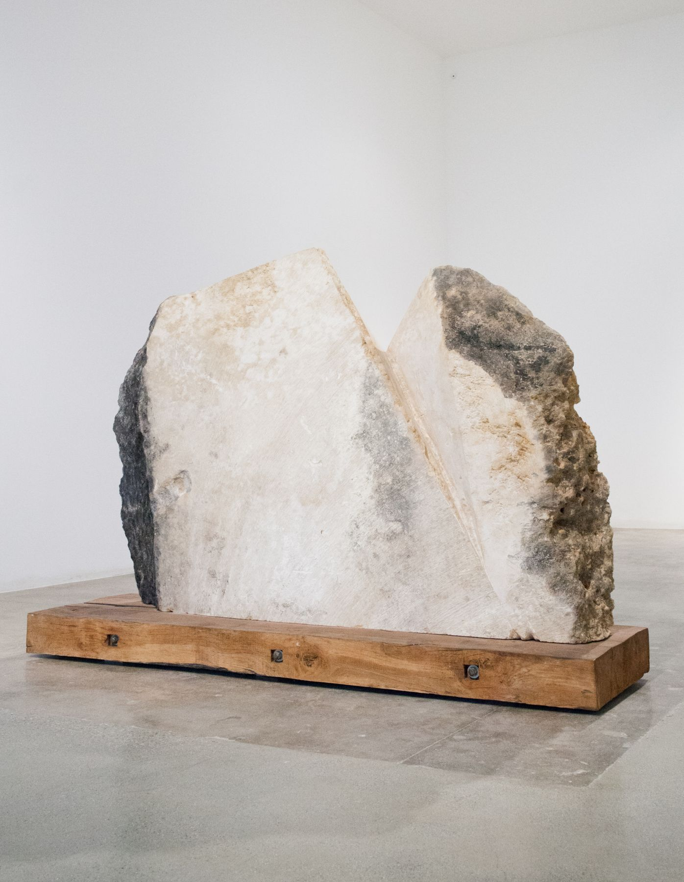 Beverly Pepper, Erased Presence, 2000