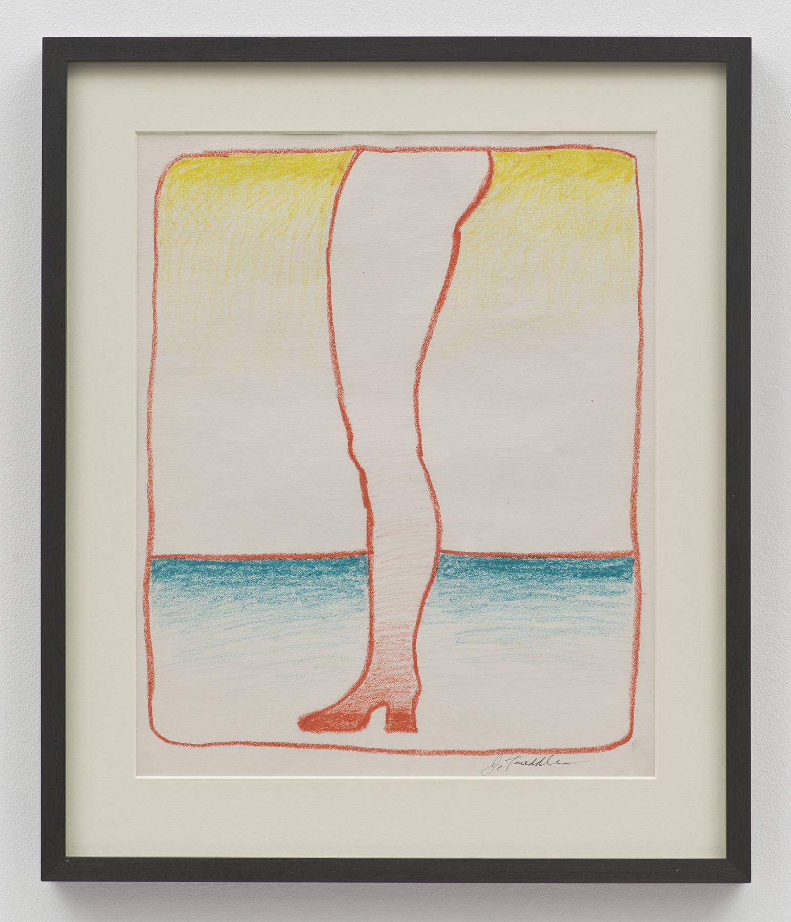 John Tweddle, Red Leg