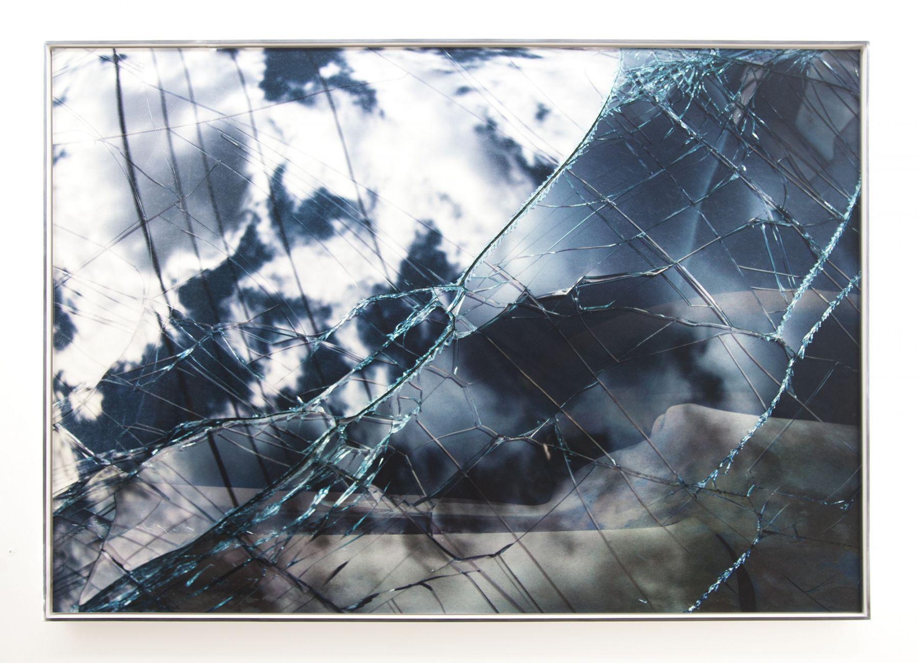 Liza Ryan  Wind(Shield) hail, 2015