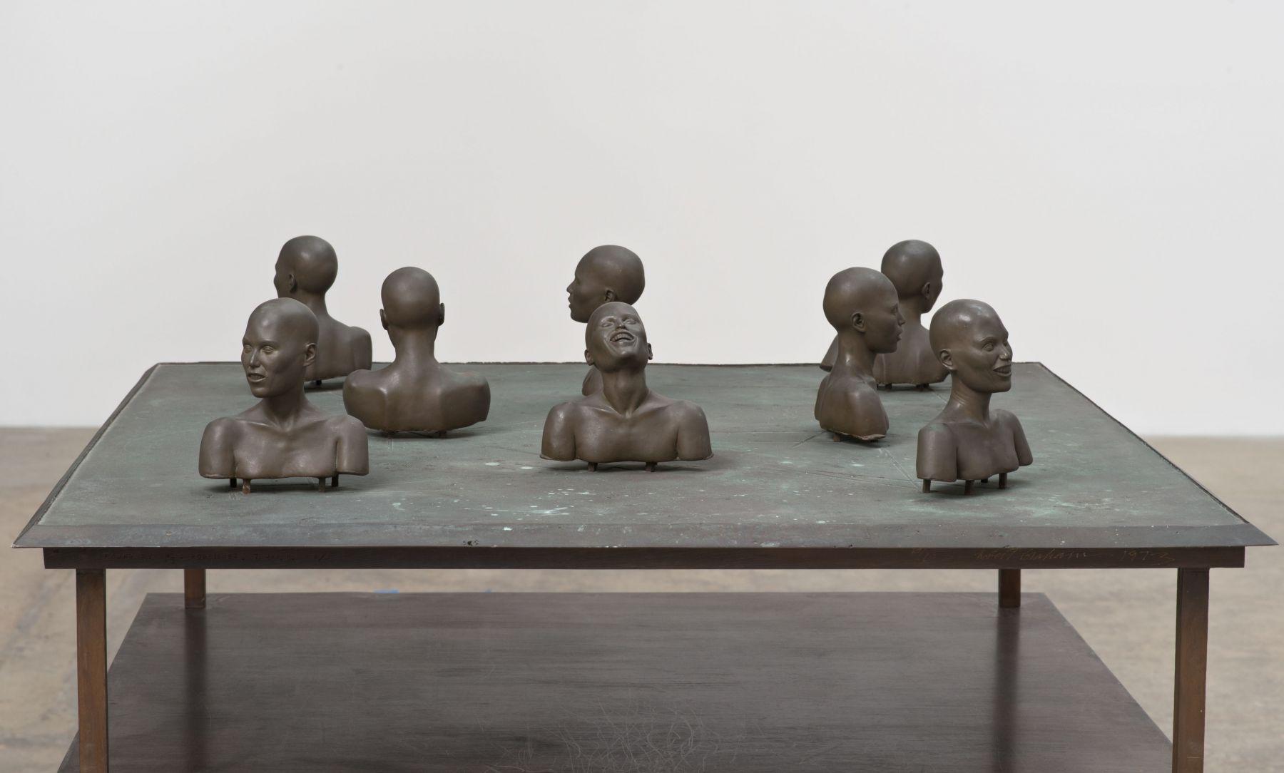 Robert Graham, Eight Heads, 1973