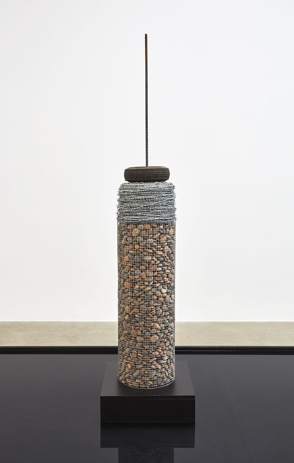 Charles Harlan Barbed Wire, 2016