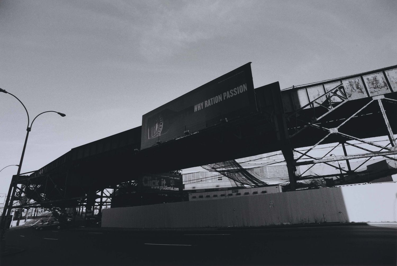 David Lynch, Untitled (Industrial, New York)