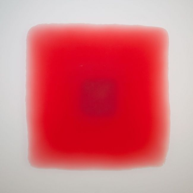 Peter Alexander, 4/20/14 Red Puff, 2014