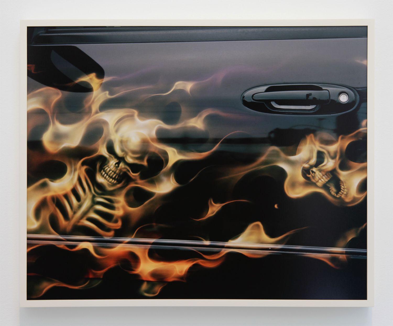 Justine Kurland, Spray Fire Custom, 2013
