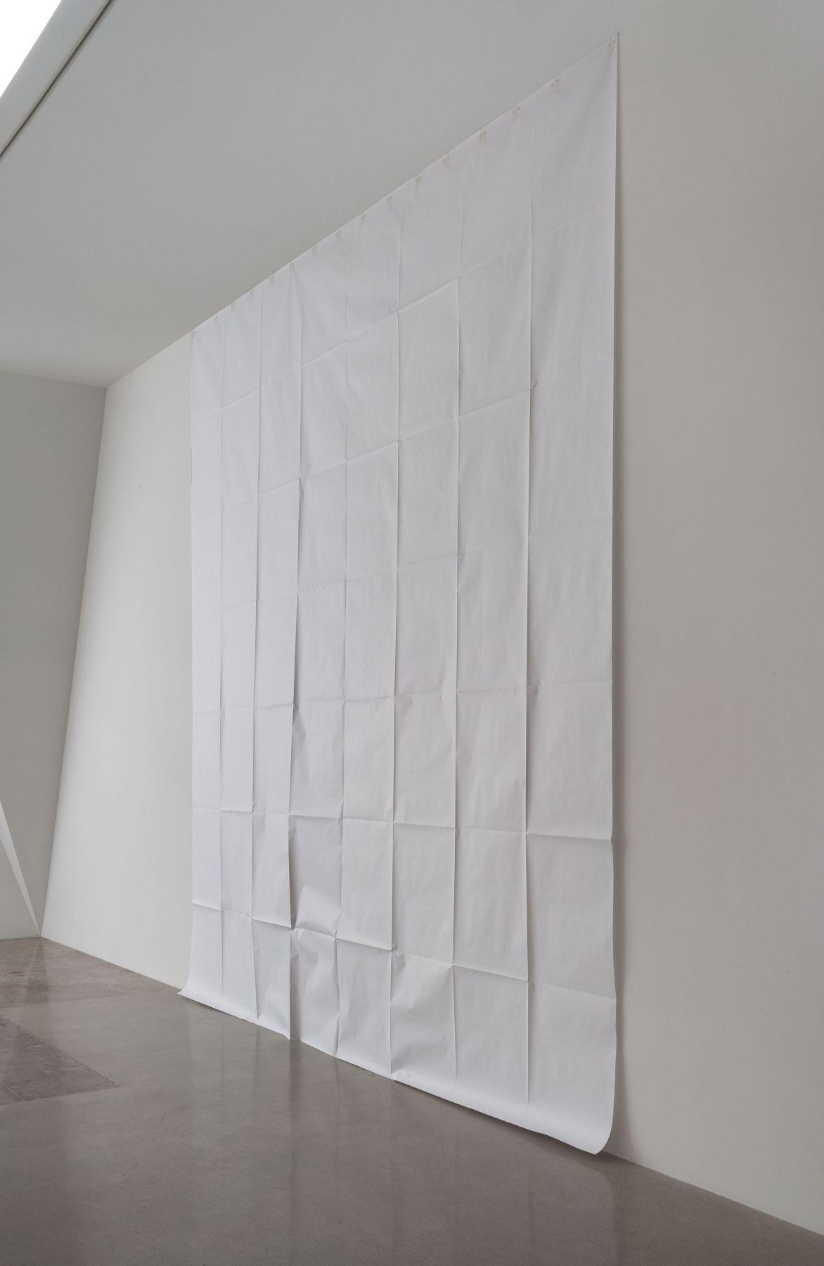 David Lamelas, Paredes doblade (Doubled Wall)