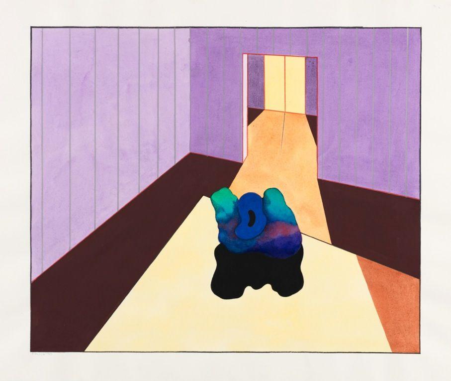 Ken Price Untitled, 1990