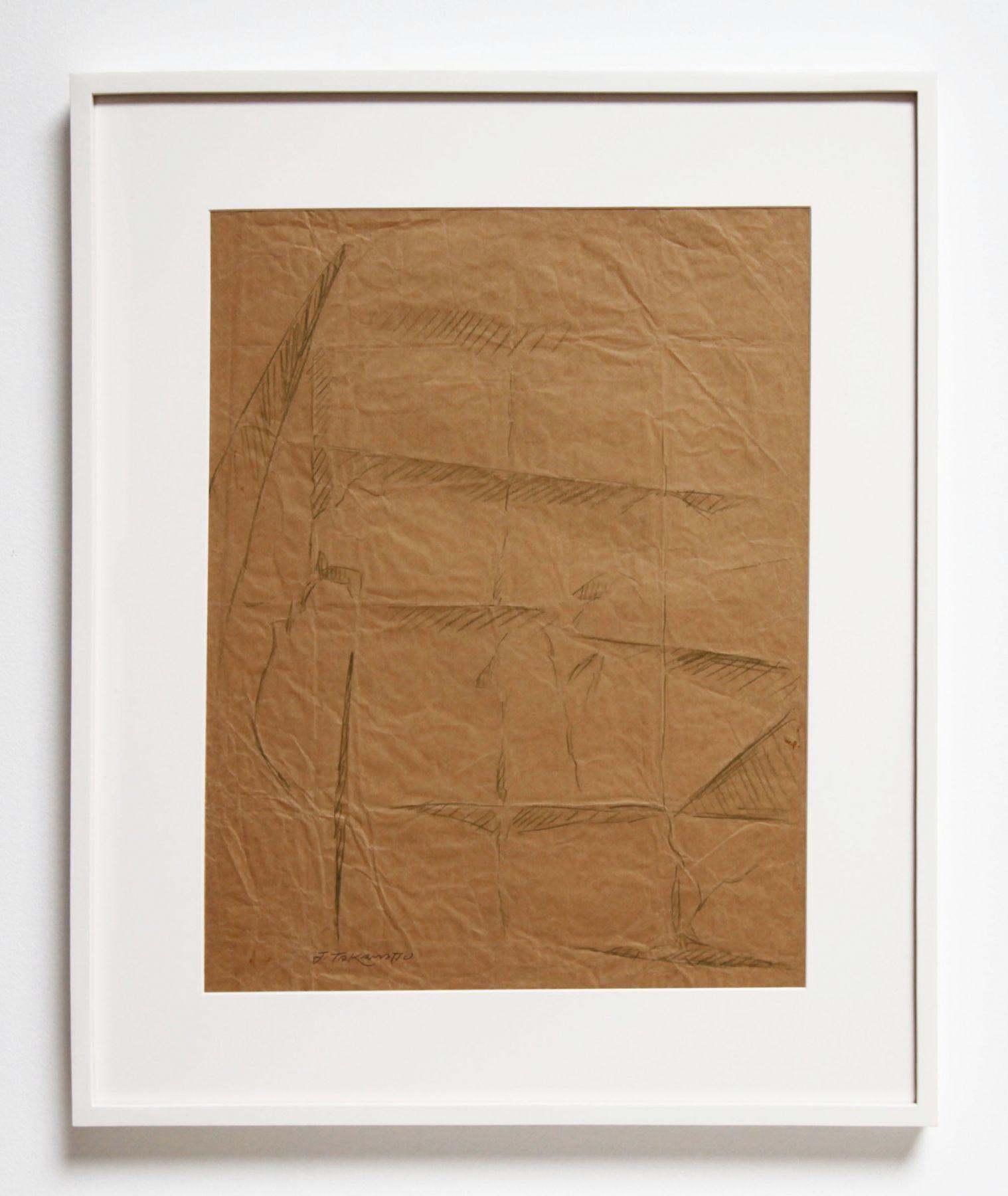 Jiro Takamatsu Wrinkles, 1973-75