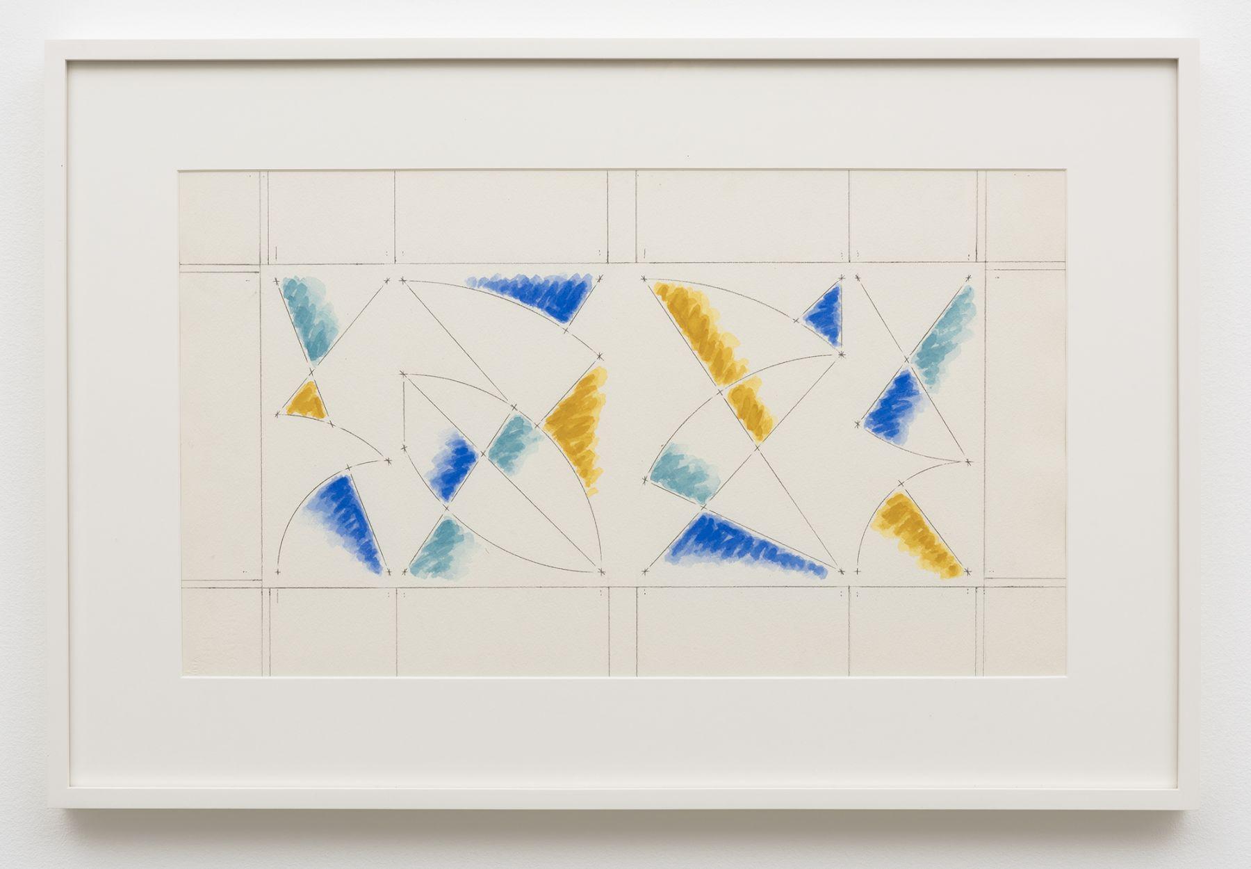 Jiro Takamatsu, Space in Two Dimensions, No.1300