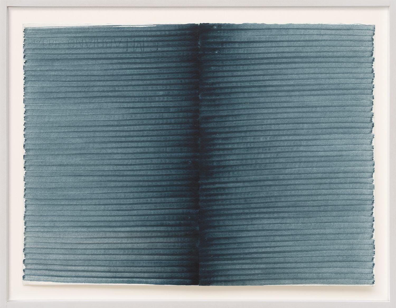 Irma Blank, Radical Writings, Exercitium AR-I, 1988