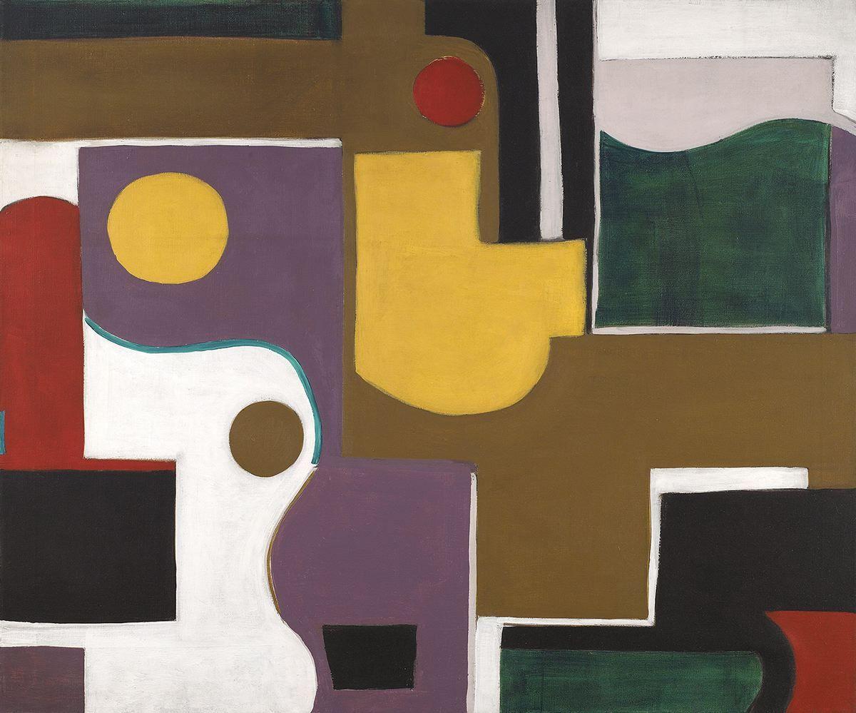 George Vranesh (1926-2014) Studio, 1958