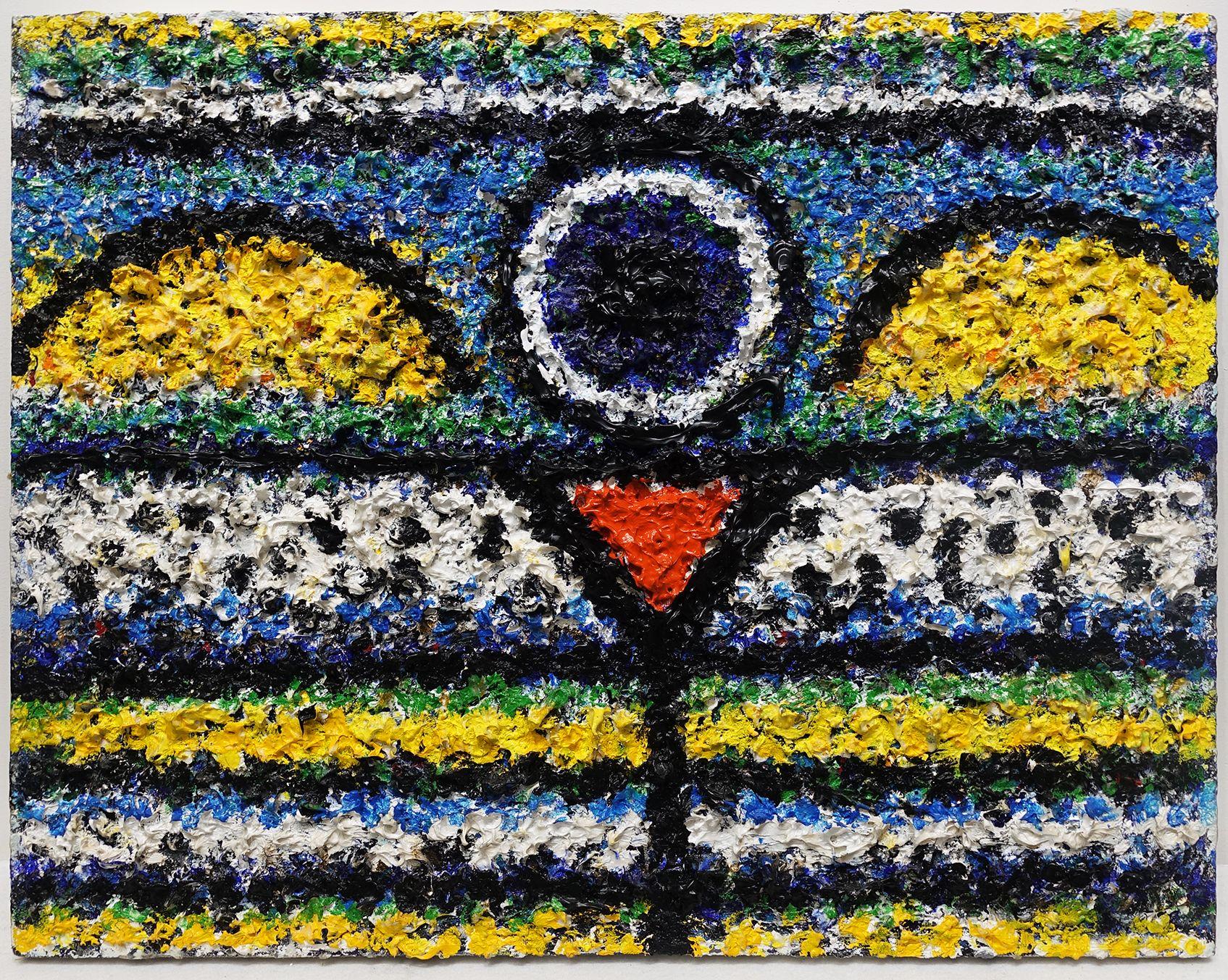 Richard Pousette-Dart (1916-1992) Opaque Horizon, 1985–6