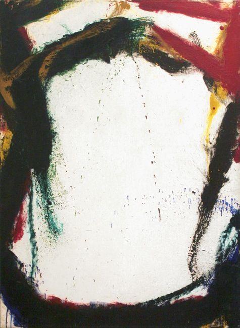 Norman Bluhm (1921-1999) Scanno, 1967