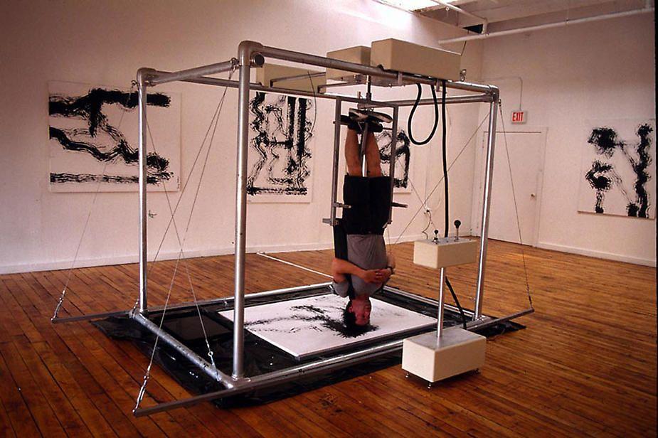 Painting Machine, 2002