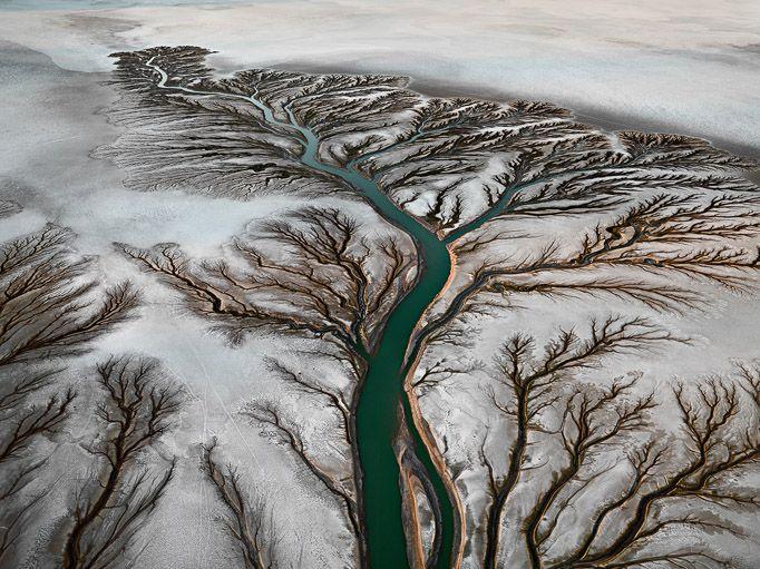 Colorado River Delta #2, 2011, chromogenic color print,60 x 80 inches/152.4 x 203.2 cm