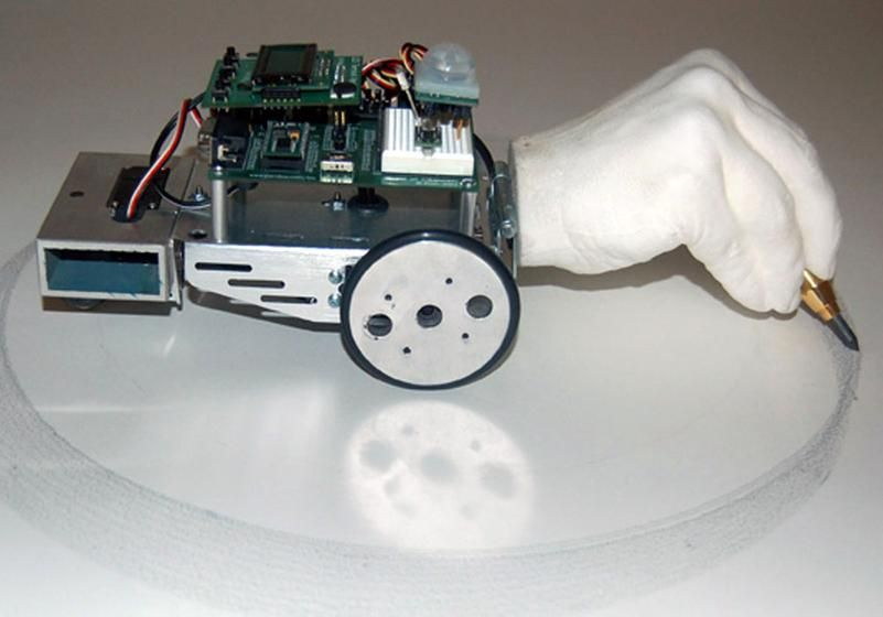 3rd Hand Robot
