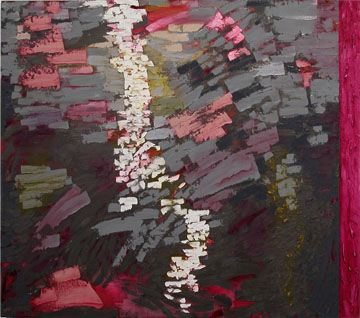 At Liberty, 2005, oil on canvas, 30 x 34 inches/76.2 x 86.4 cm