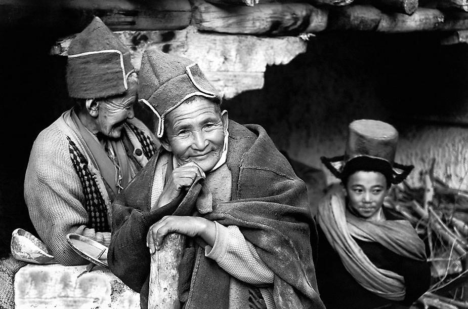Chumo Ammalay, Ladakh, 2002
