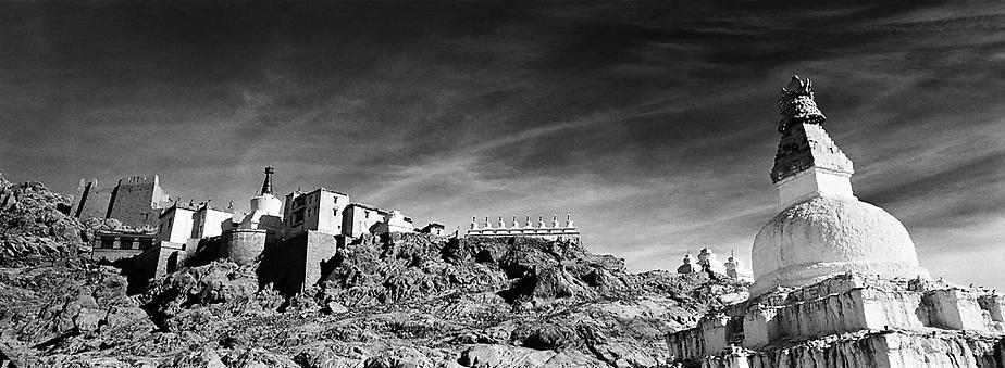 Shey Monastery, Ladakh, 2003
