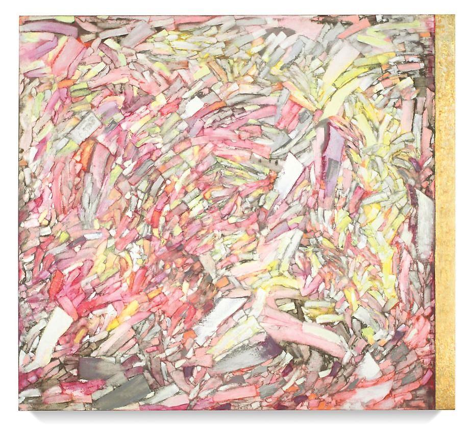 """Energy Matters, 2007Oil on linen40 x 44"""""""