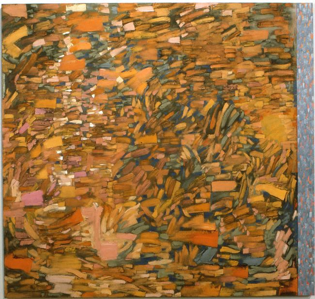 Epic, 2004, oil on canvas, 62 x 66 inches/157.5 x 167.6 cm