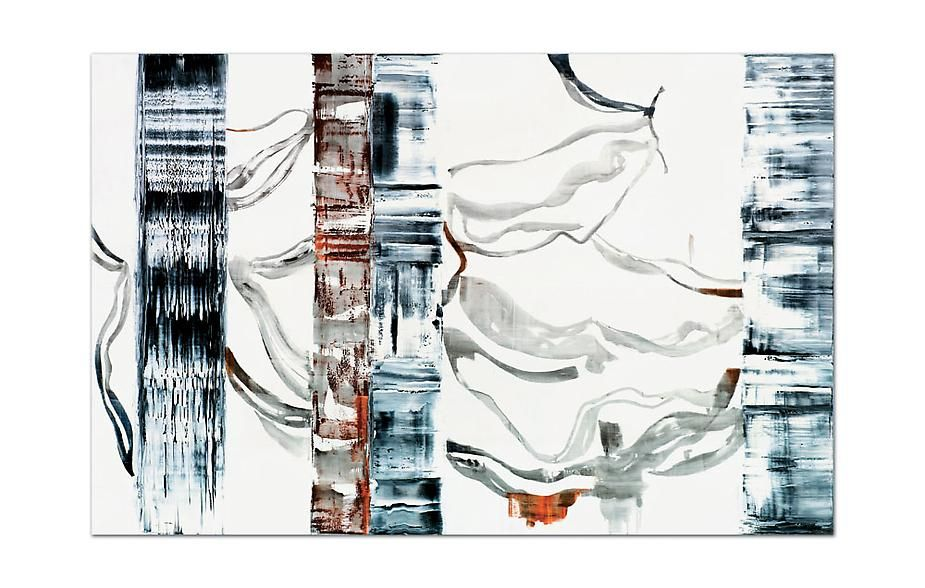 ODENWALD 1152 N.4, 2008, oil on linen, 78 x 120 inches
