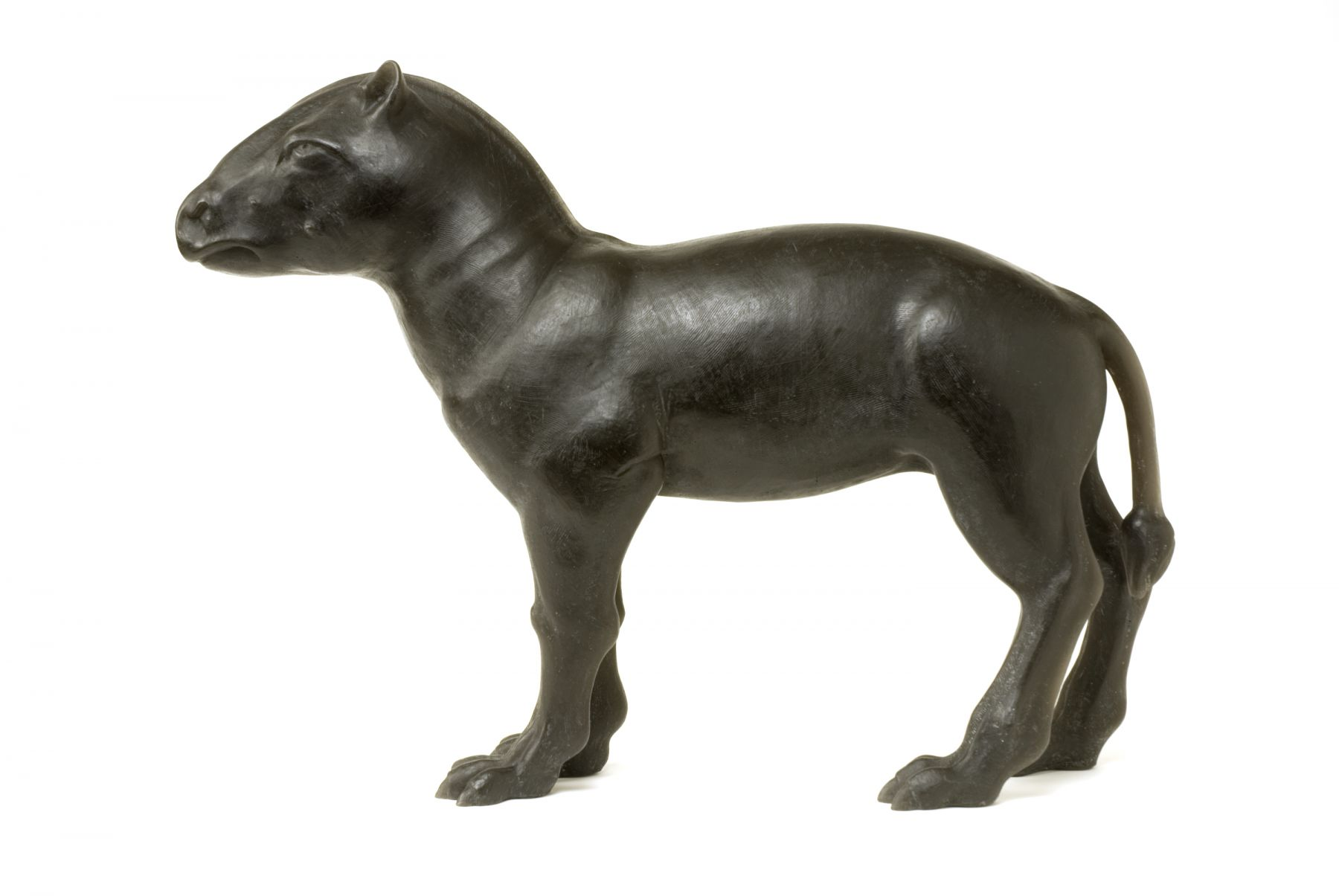Malia Jensen Dark Horse Polyurethane resin