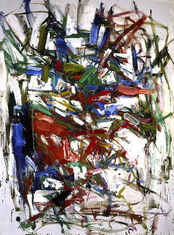 Untitled, 1956-57 Oil on canvas