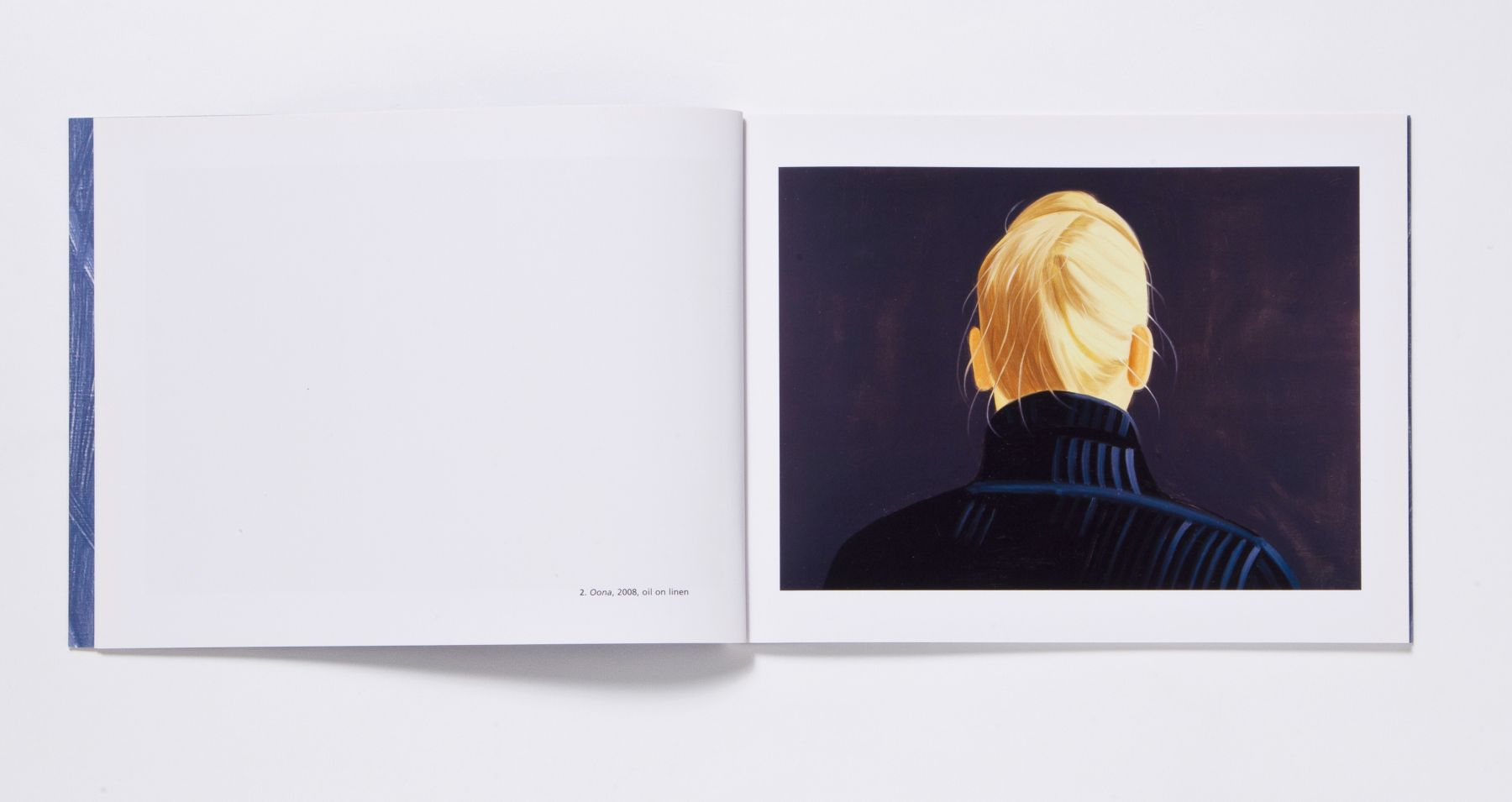 alex katz subject to reversal 2008 catalogue