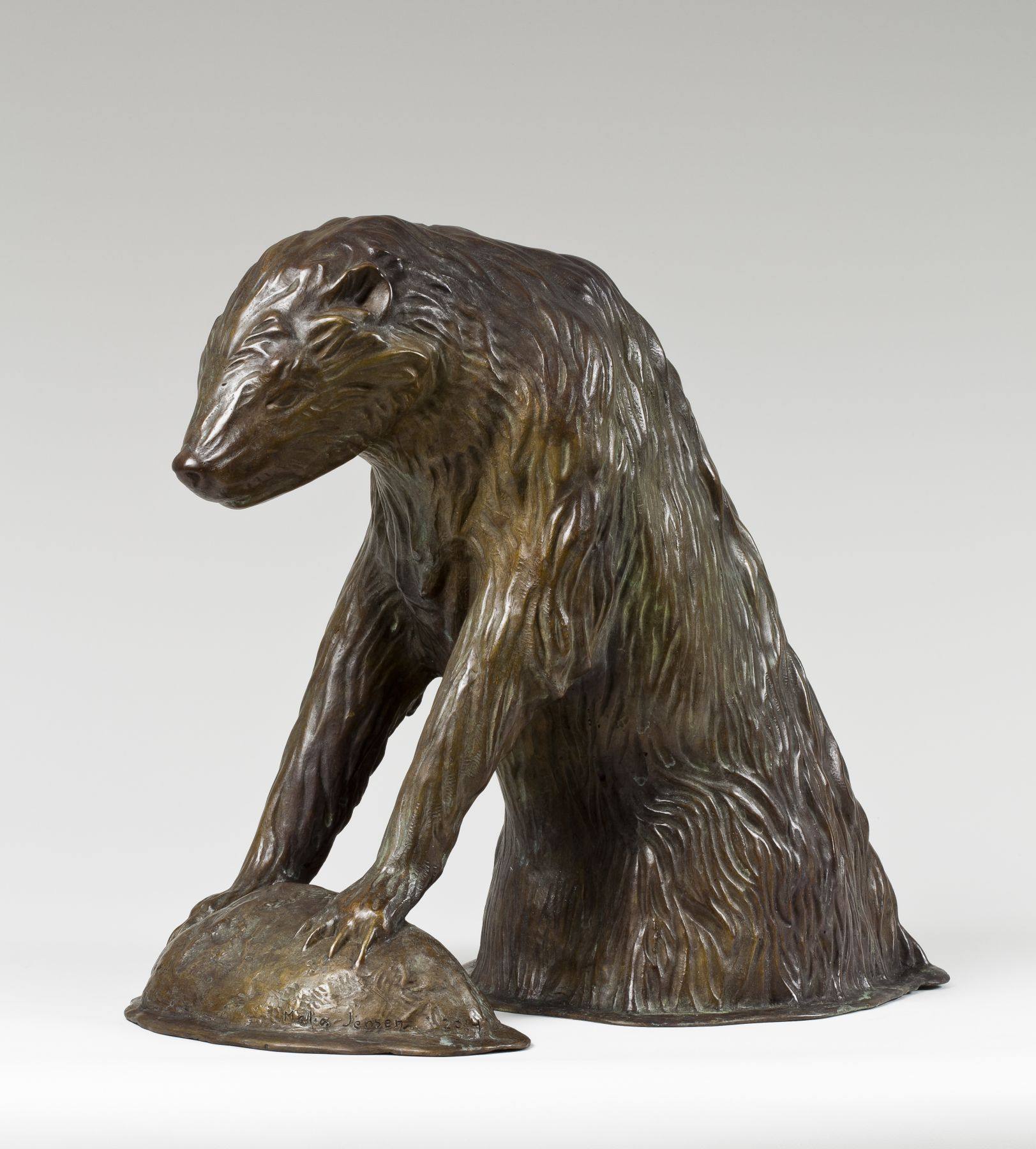 Malia Jensen Bathing Skunk Bronze