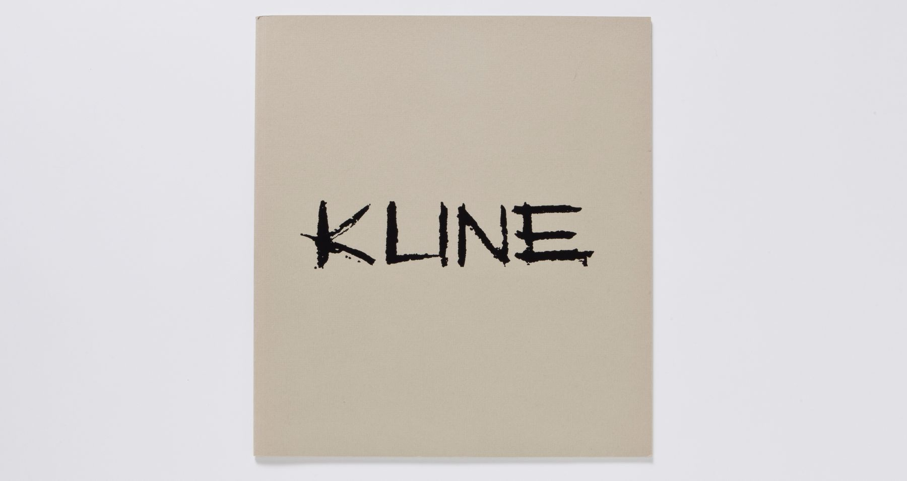 franz kline catalogue