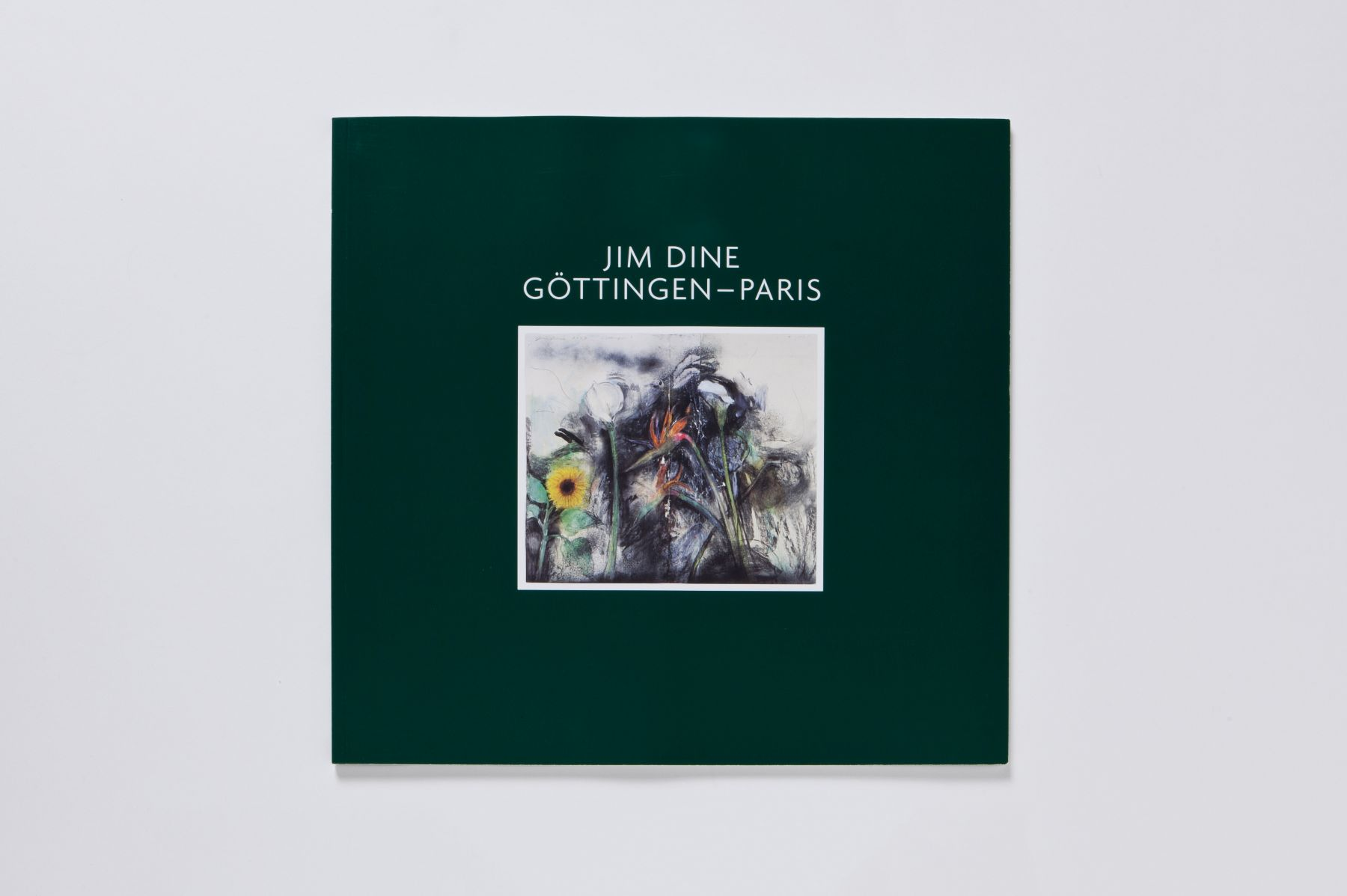 jim dine gottingen paris catalogue