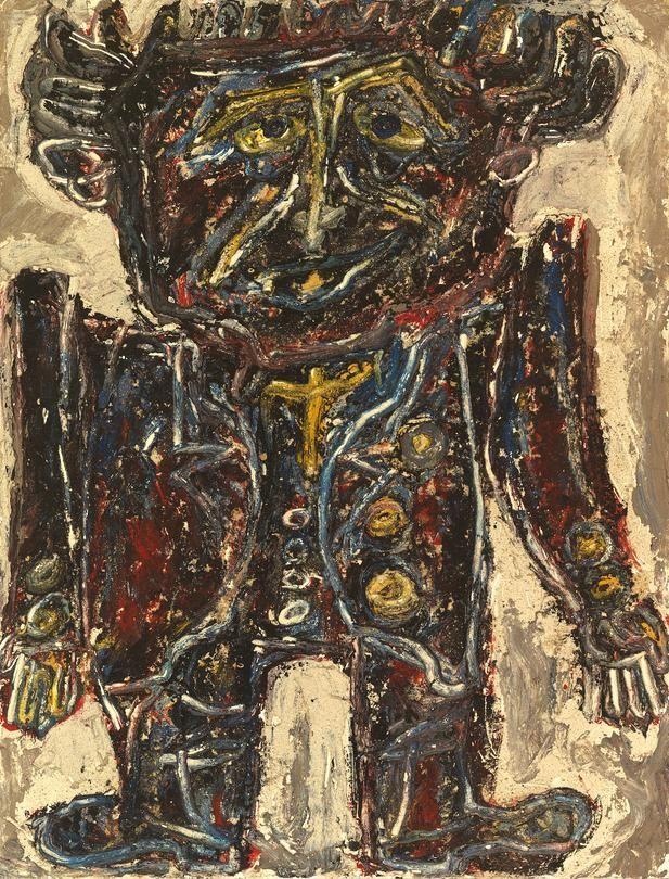 Georges Limbour Roi Mexicain, 1946