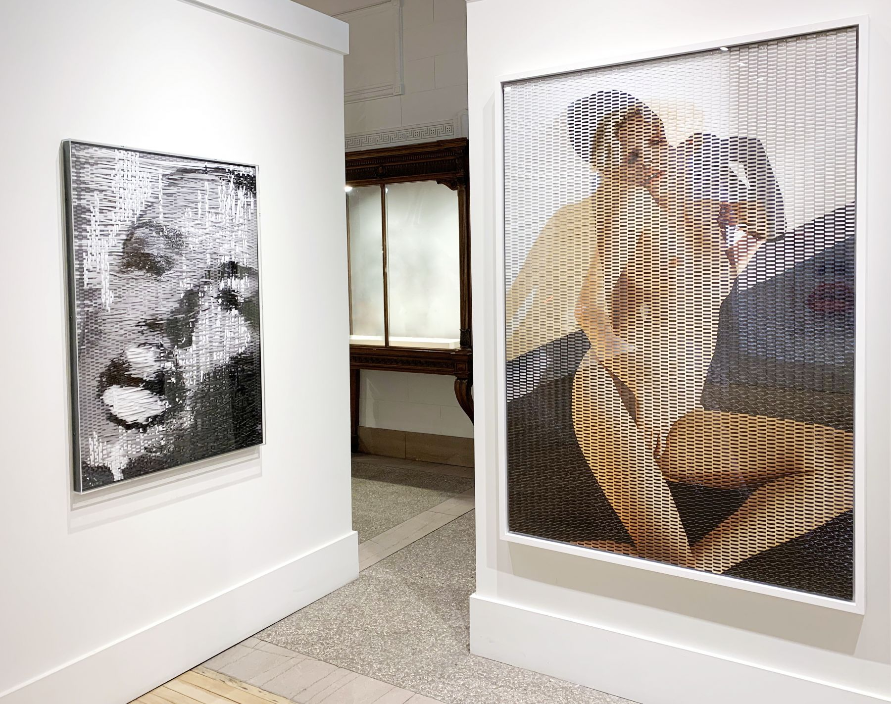 Martin Rondeau, Galerie LeRoyer