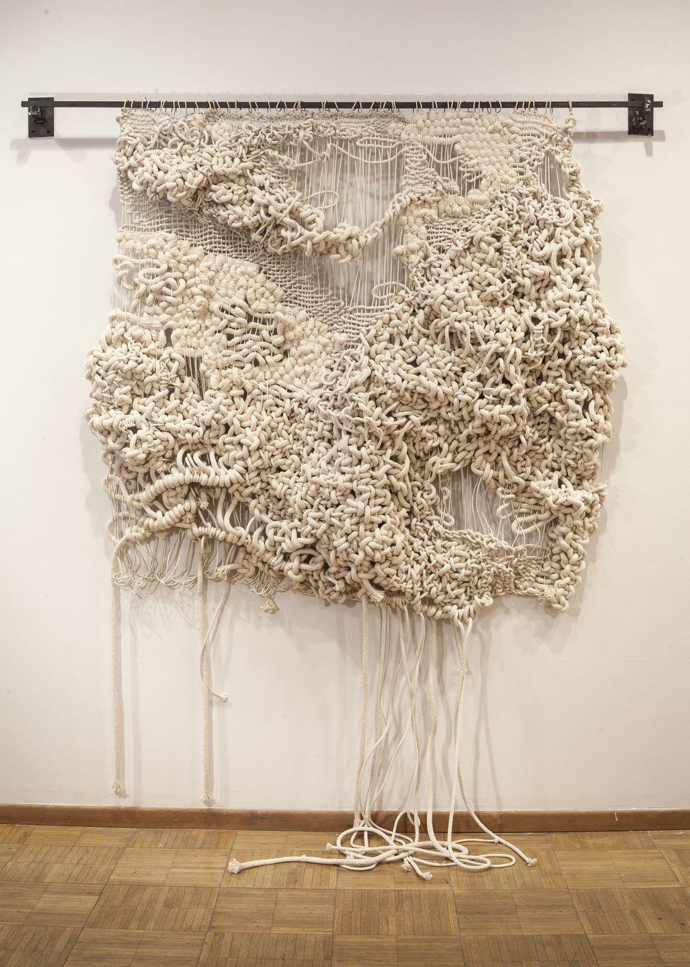 "Jacqueline Surdell, ""Untitled II"", Galerie LeRoyer"