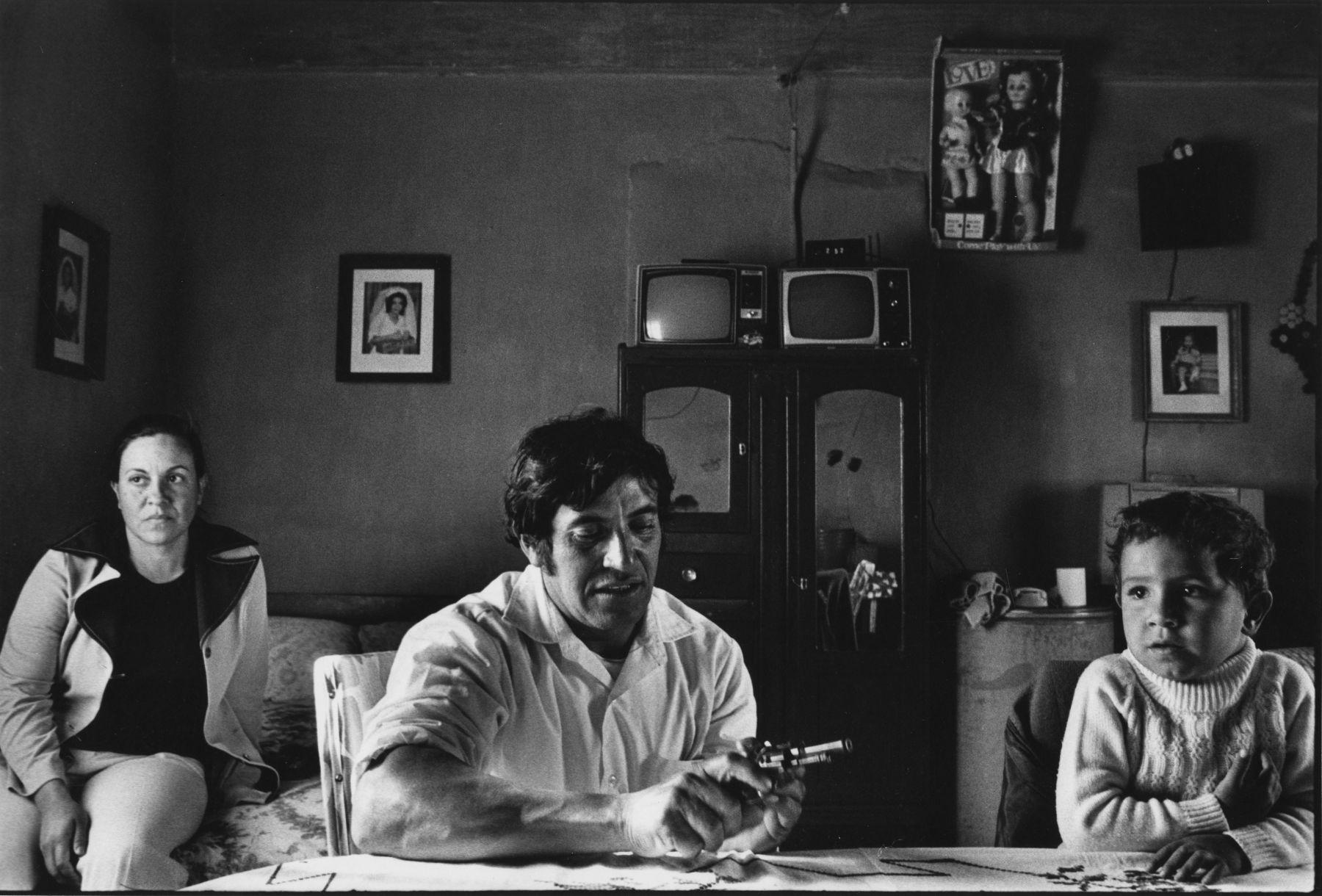 Copyright Danny Lyon / Magnum Photos, Juarez (Eddie), 1978