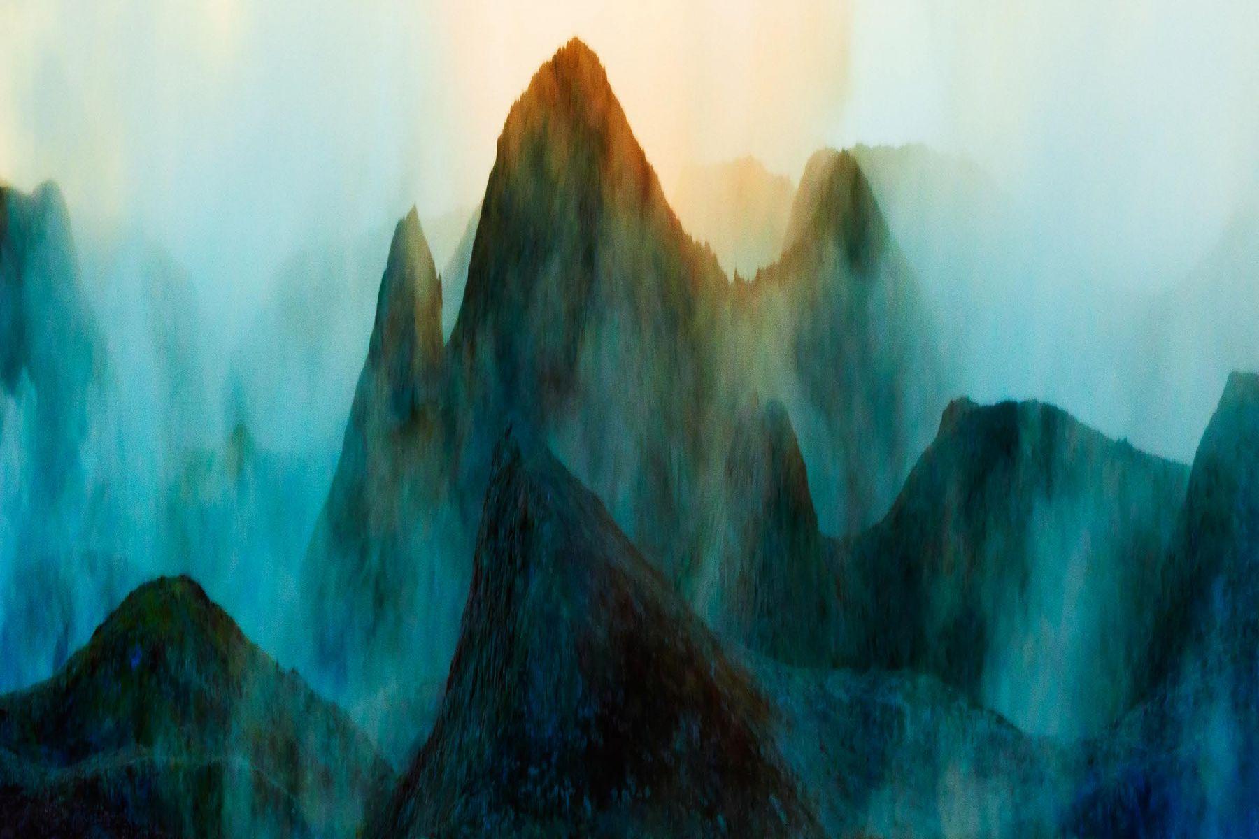 Inhale, Exhale, Repeat, Fuji Flex Crystal Archive Print, Ed. 5